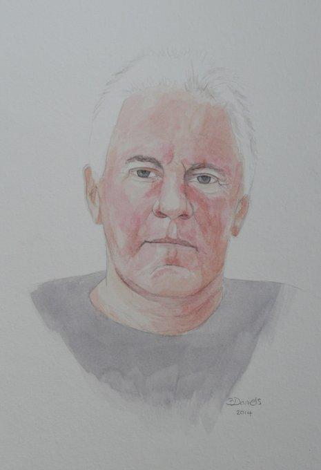 Portrait of John 2