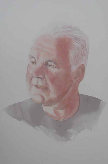 Portrait of John 3